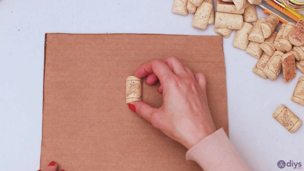 Wine cork butterfly decor (5)