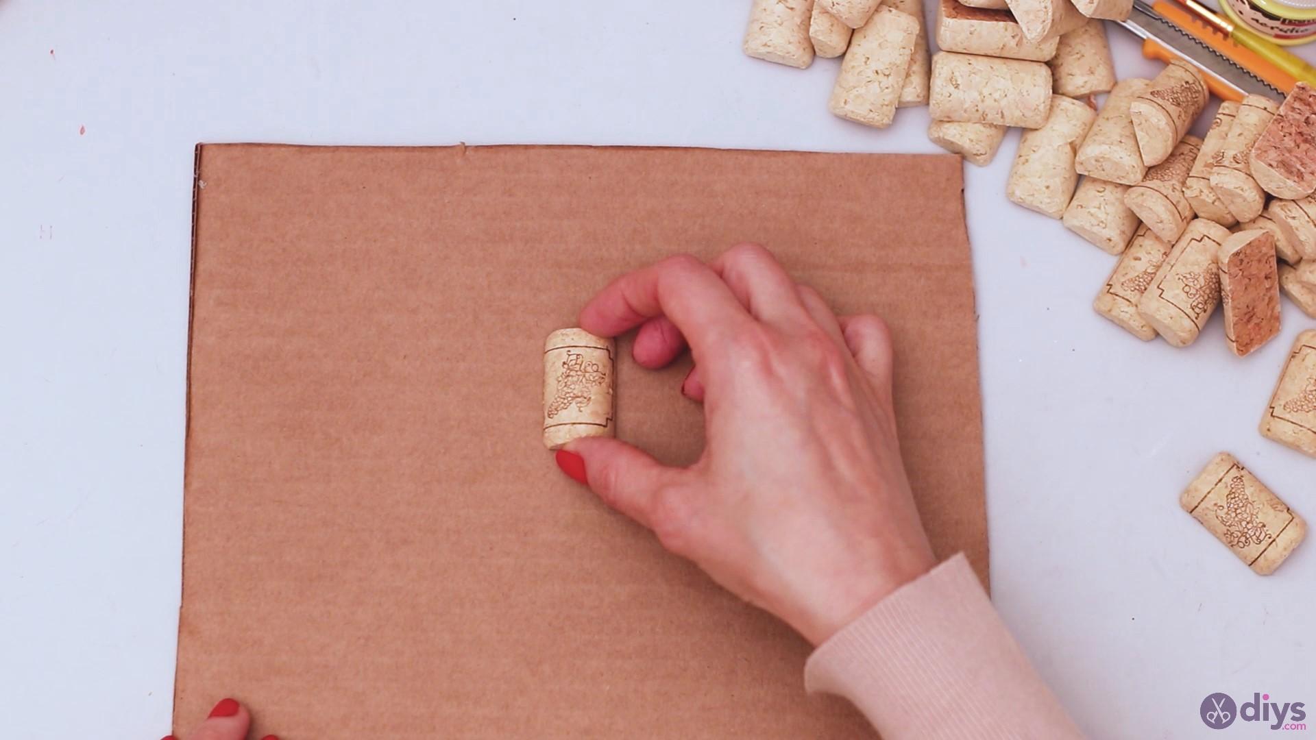Wine cork butterfly decor (5)