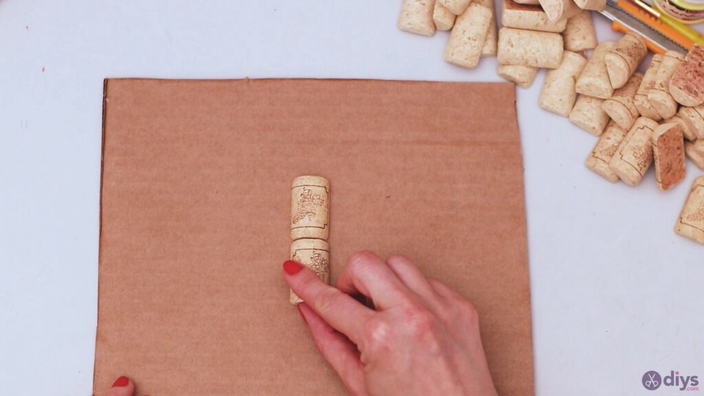 Wine cork butterfly decor (6)