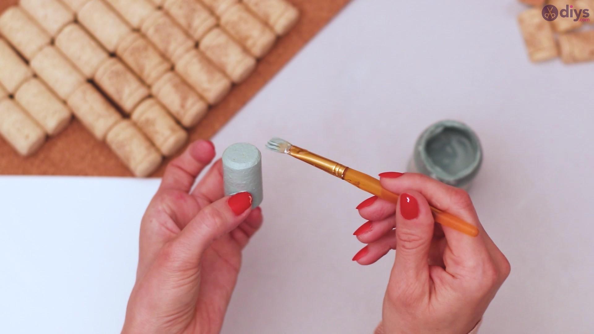 Wine cork napkin holder (14)