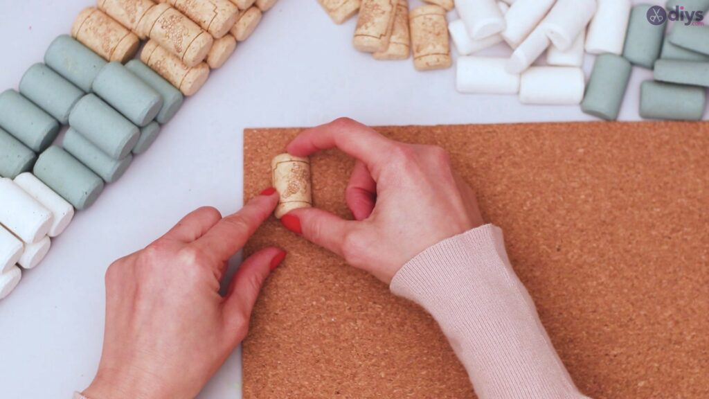 Wine cork napkin holder (20)