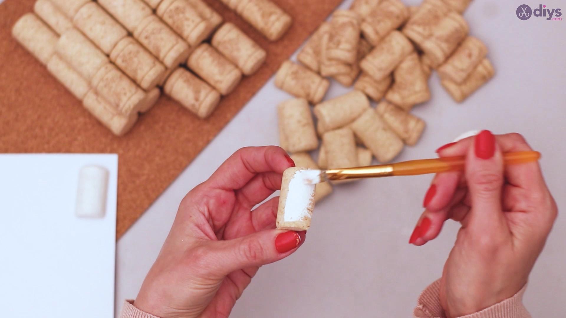 Wine cork napkin holder (8)