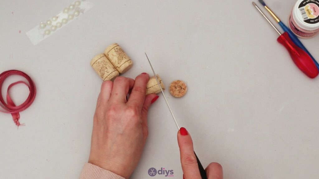 Wine cork napkin ring (2)