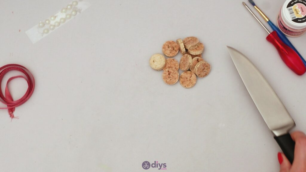 Wine cork napkin ring (3)