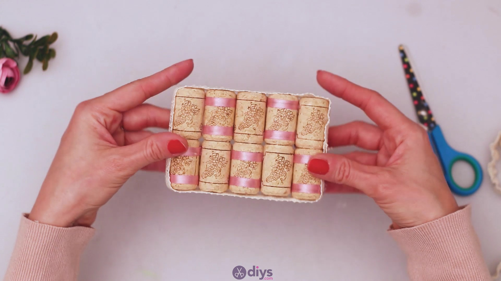 Wine cork soap rack (34)