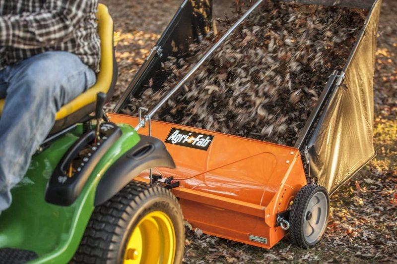 Agri fab, 44 inch lawn sweeper