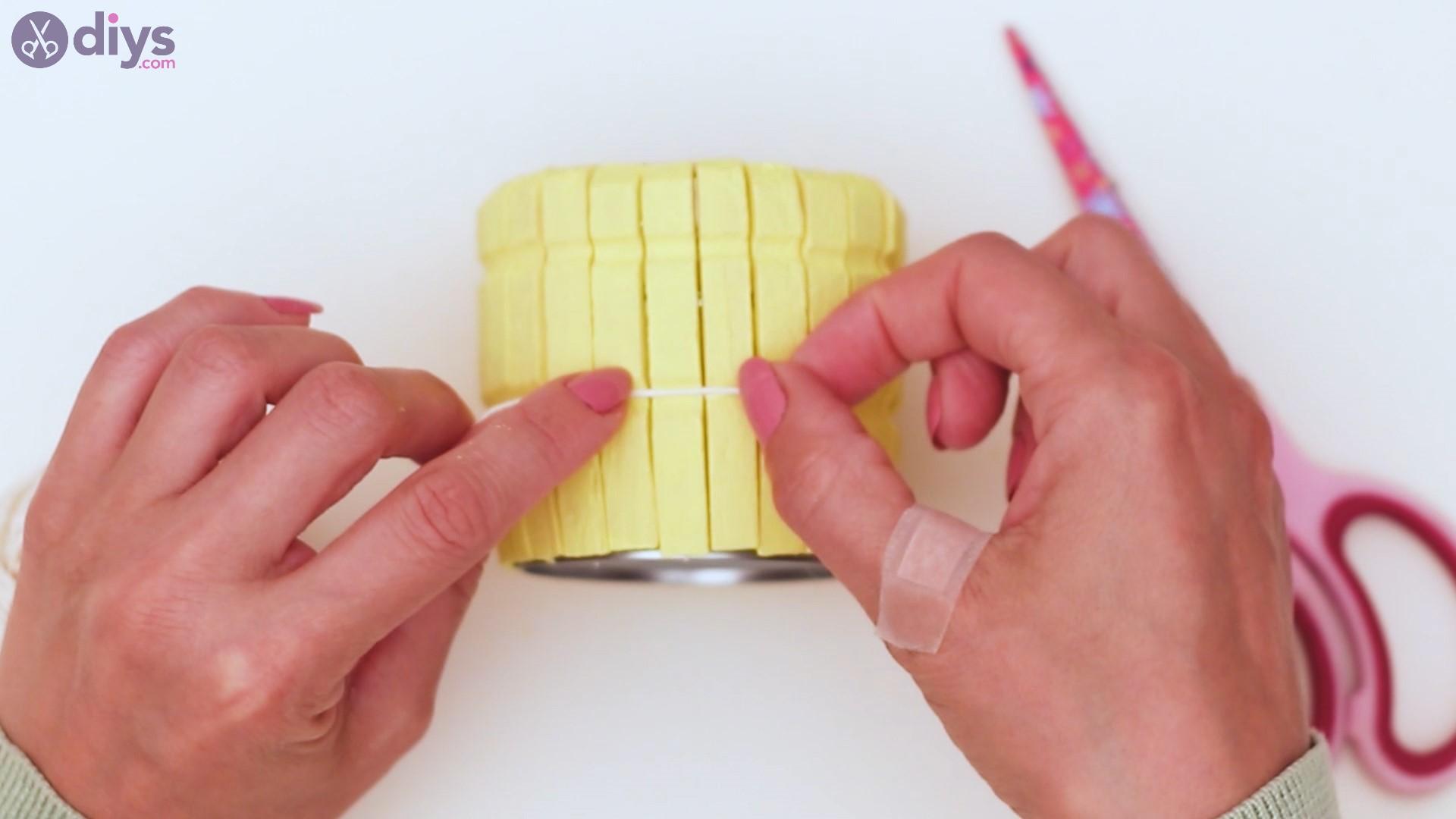 Clothespin pot steps (20)