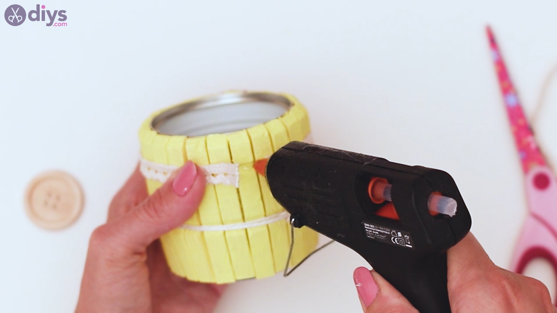 Clothespin pot steps (32)