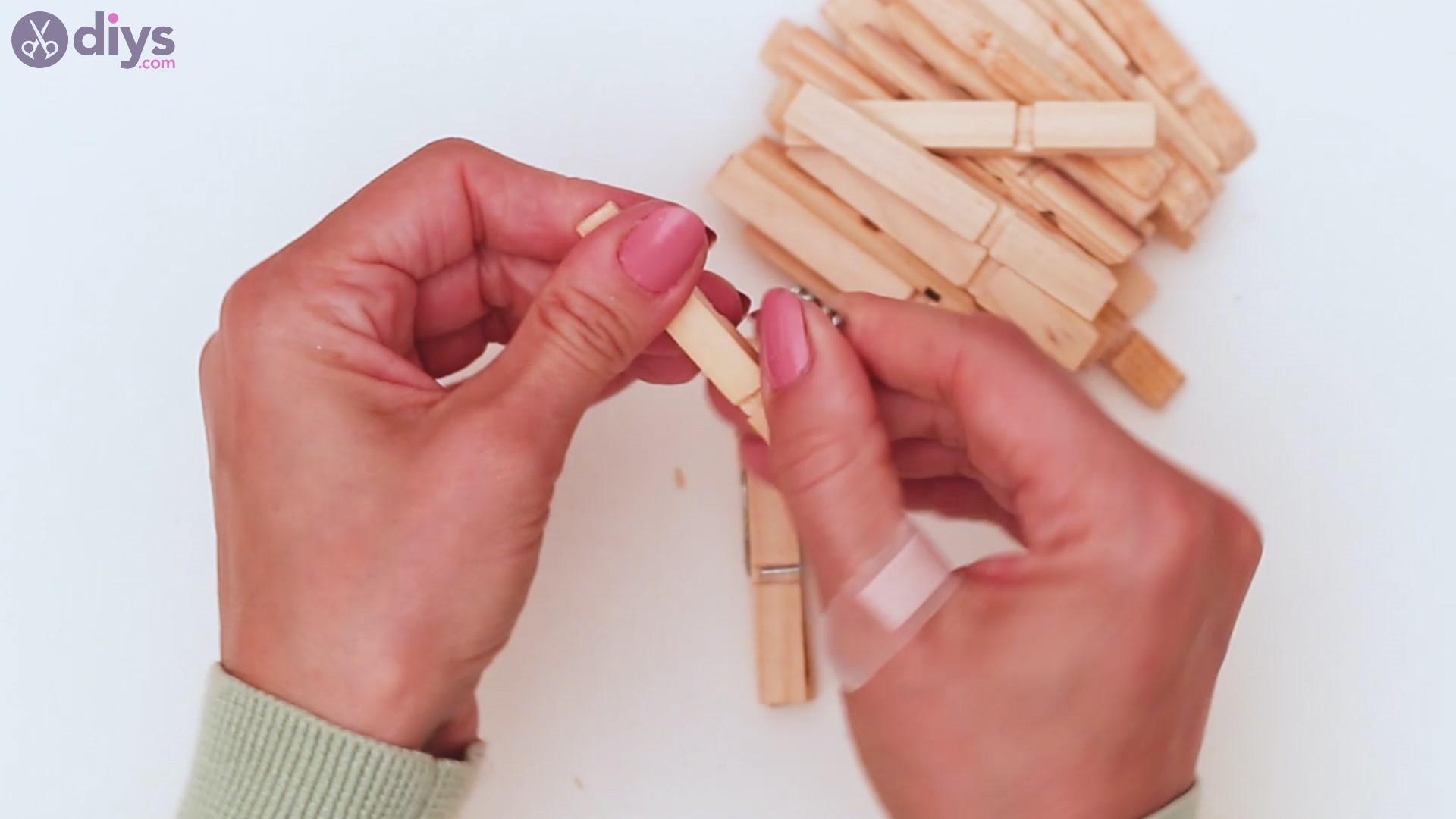 Clothespin pot steps (4)