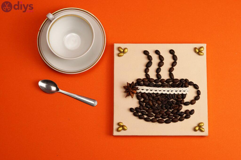 Coffee beans art photos (2)