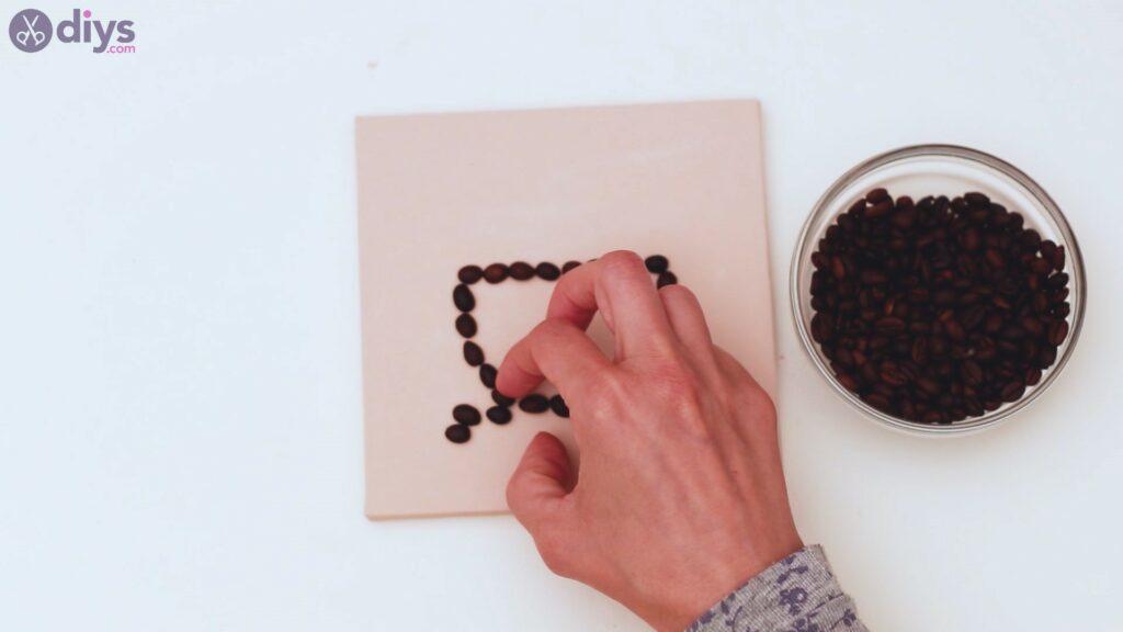Coffee beans art steps (12)