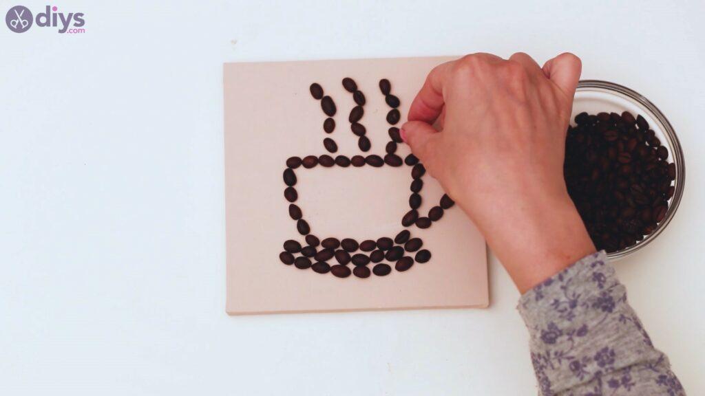 Coffee beans art steps (16)