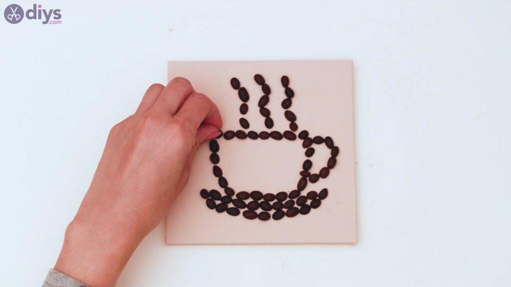 Coffee beans art steps (18)