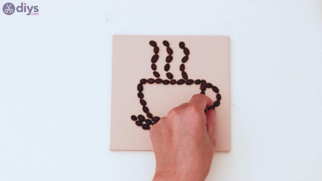 Coffee beans art steps (20)