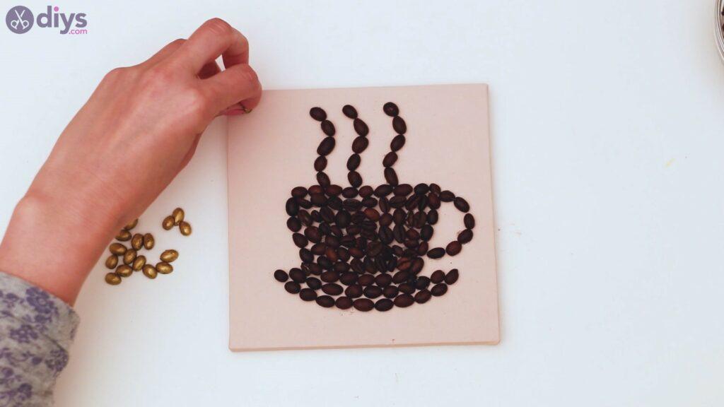 Coffee beans art steps (26)