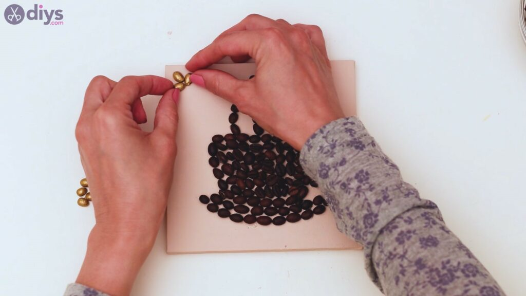 Coffee beans art steps (27)