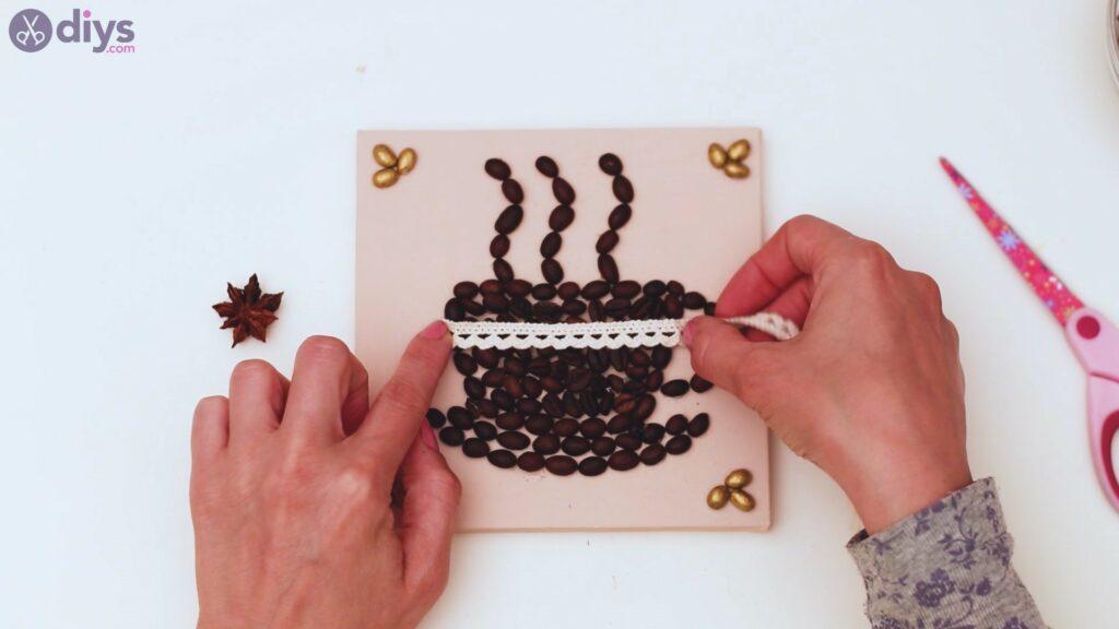 Coffee beans art steps (31)