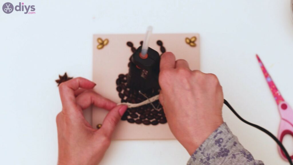 Coffee beans art steps (33)