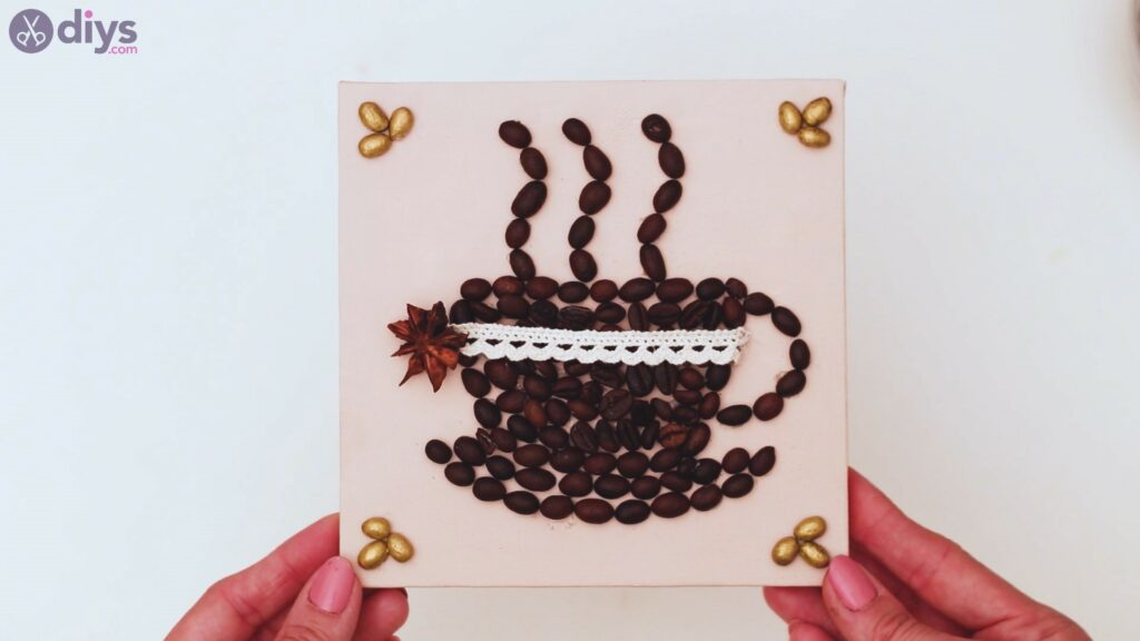 Coffee beans art steps (37)