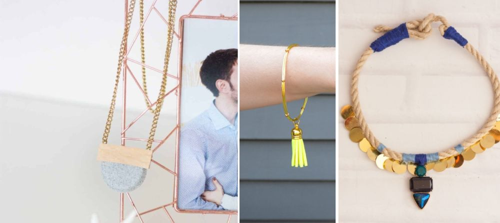 41 Cheap And Easy DIY Jewelry Ideas