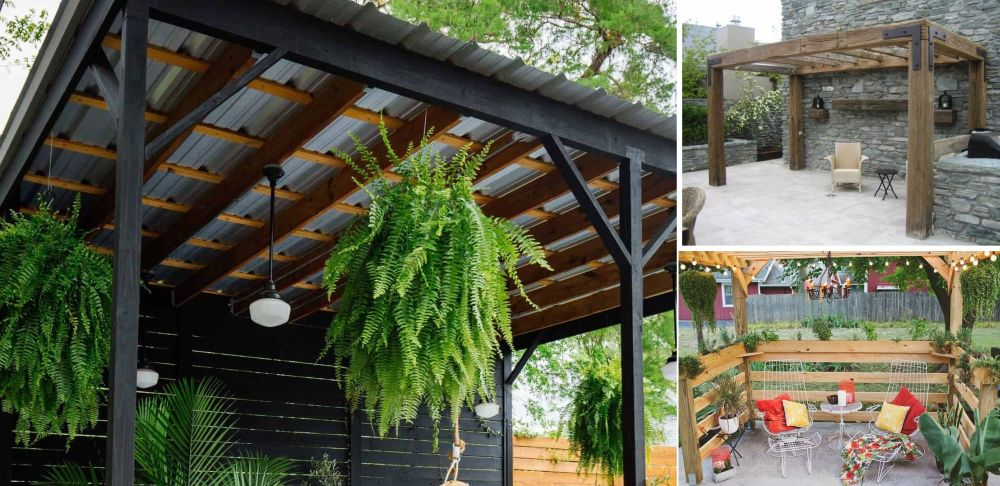 Pergolas You Can Create For Your Own Backyard