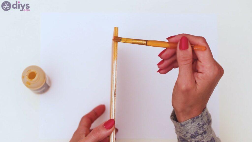 Rustic wooden memo board steps (5)