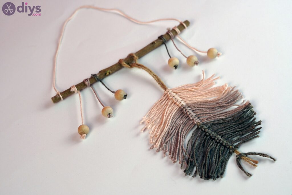 Yarn leaf
