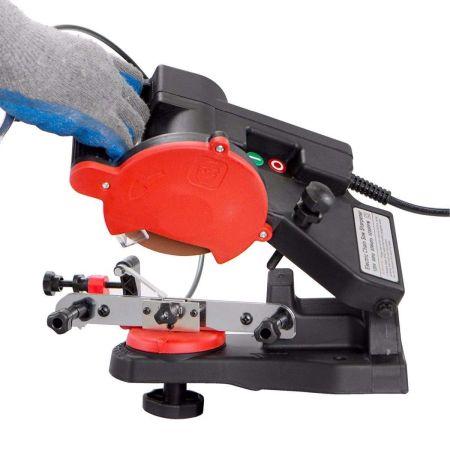 85w mini bench mount electric chainsaw grinder sharpener