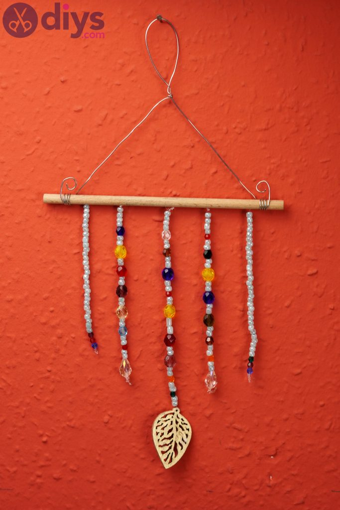 Beaded wall hanger photos (2)