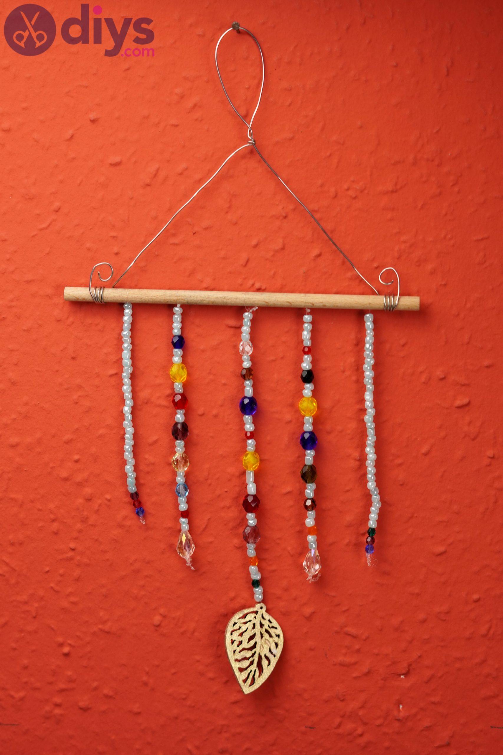 Beaded wall hanger photos (2)