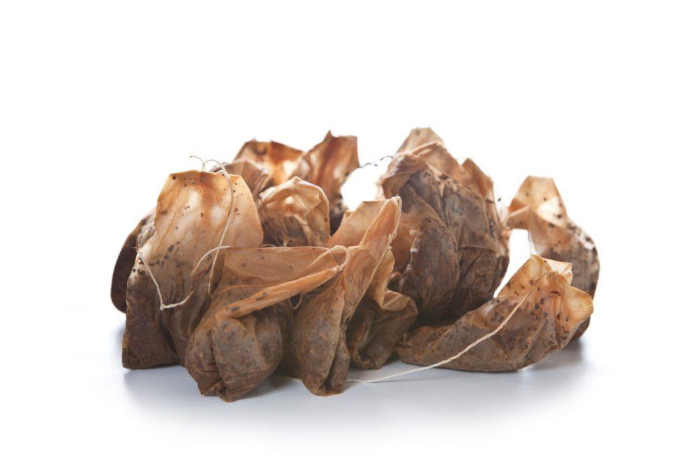 Composting Tea Bags