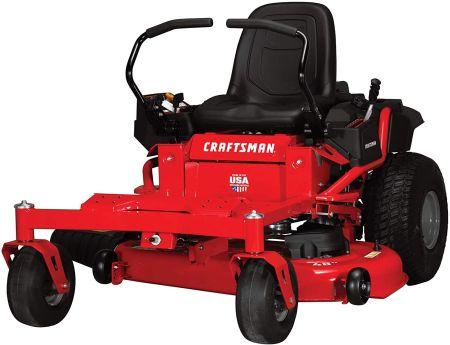 Craftsman z525 zero turn gas powered lawn mower