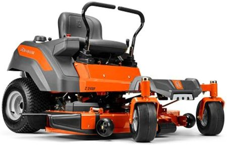 Husqvarna z254f z turn mower 967844901