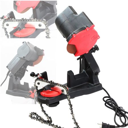 Legendary yes electric grinder chainsaw bench sharpener