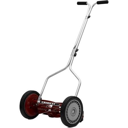 American lawn mower company 1304 14 push reel lawn mower