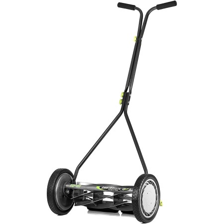 Earthwise 1715 16ew 16 inch 7 blade push lawn mower