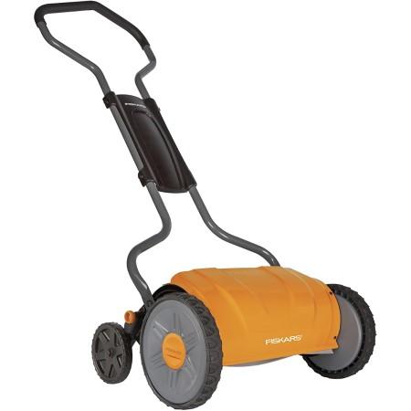 Fiskars 6208 17 inch staysharp push lawn mower