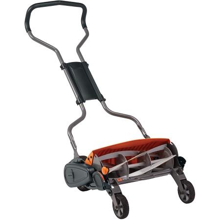 Fiskars stay sharp max reel mower
