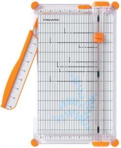 Fiskars surecut deluxe craft paper trimmer