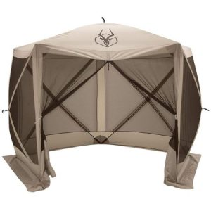 Gazelle 4 Person 5 Sided Portable Pop Up Gazebo