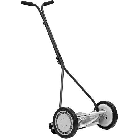 Great states 415 16 16 inch 5 blade push reel lawn mower