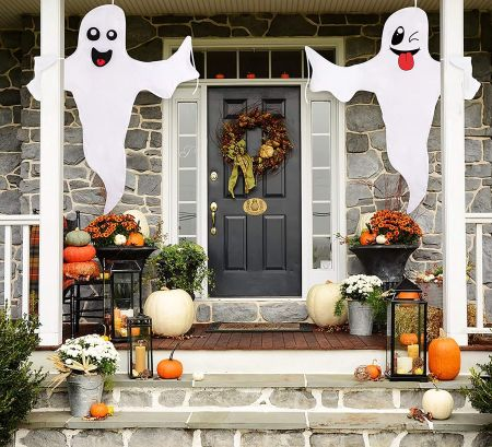 Halloween ghost hanging decoration outdoor decor