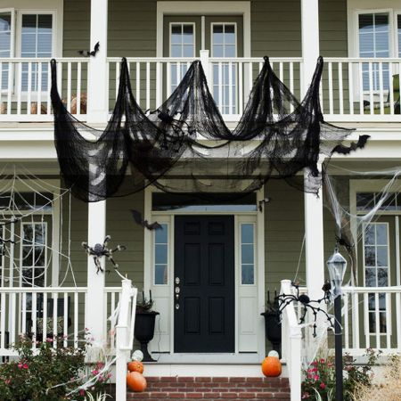 Joyjoz halloween creepy cloth, creepy spooky halloween decorations outdoor