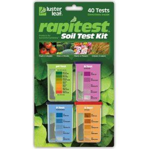 Luster Leaf 1601 Rapitest Test Kit