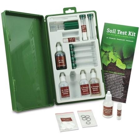 Luster leaf 1663 professional soil test kit
