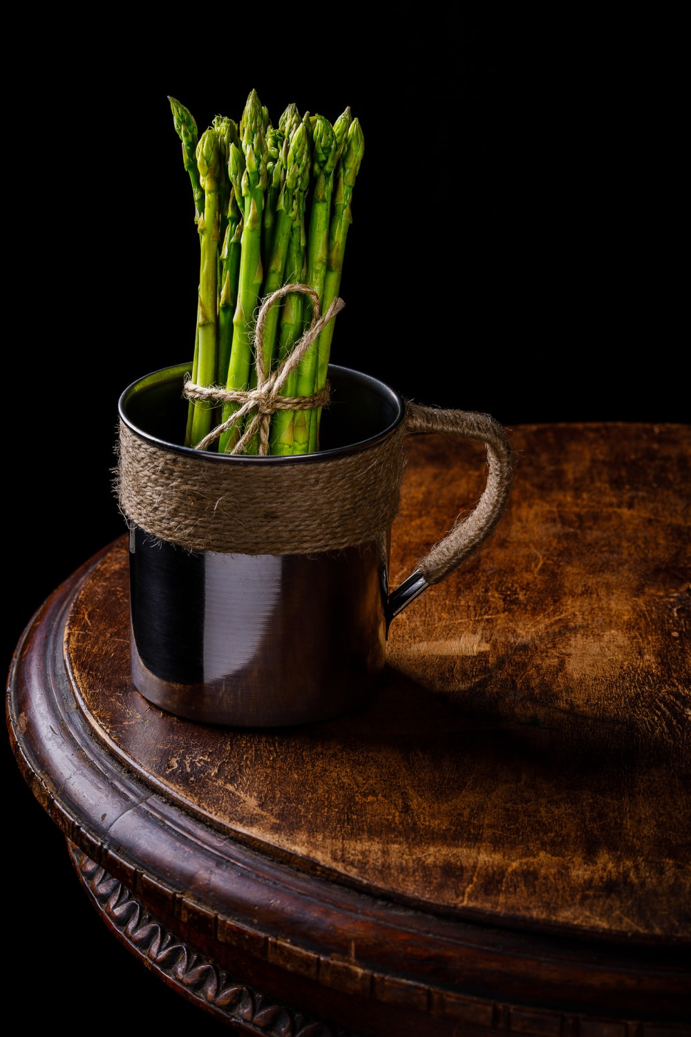 Potted asparagus (1)
