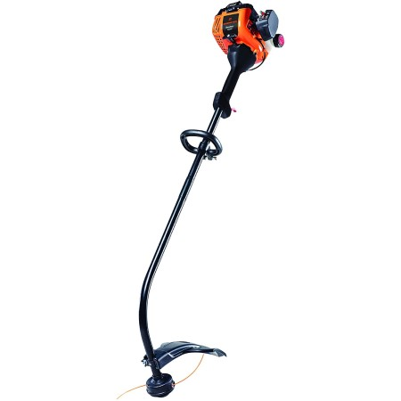Remington rm25c 25cc 2 cycle 16 inch curved shaft gas string trimmer