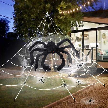 Unglinga giant yard halloween decorations outdoor scary decor