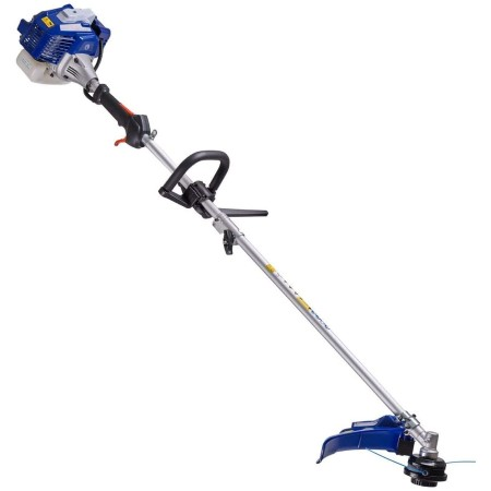Wild badger power wbp26bci brush cutter and grass trimmer