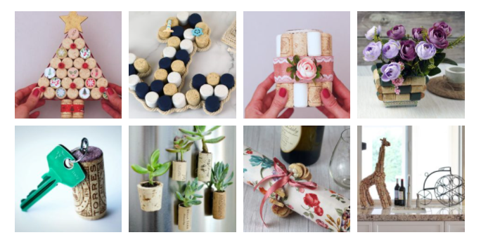 35 Wine Cork Crafts To Fill Your Girls' Weekend